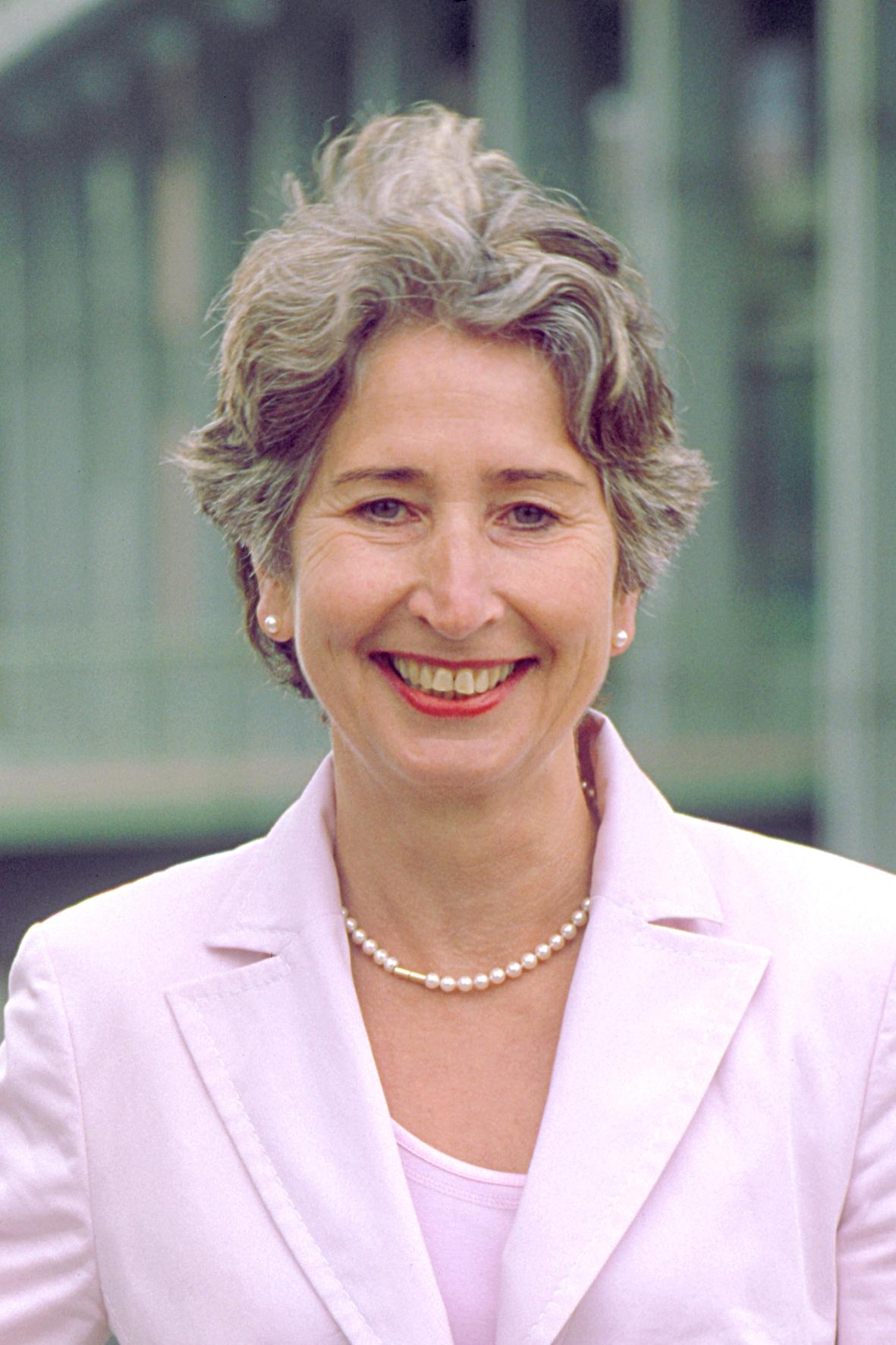 Helga Grunewald tritt für die CDU in Bocholt an